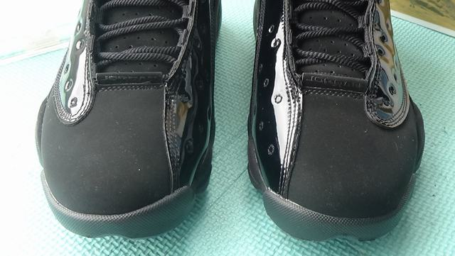 "Authentic Air Jordan 13""Cap and Gown"""