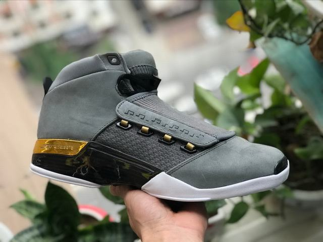 Authentic Air Jordan 17 Trophy Room