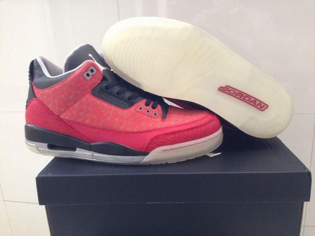 Authentic Air Jordan 3 Doernbecher