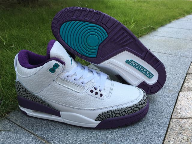 Authentic Air Jordan 3 Hornets