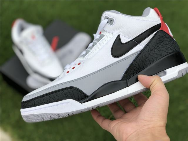 Authentic Air Jordan 3 Tinker
