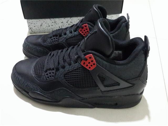 Authentic Air Jordan 3Lab4 Black Infrared