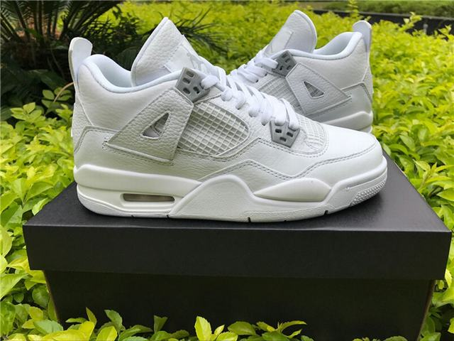 """Authentic Air Jordan 4 """"Pure Money"""" GS"""