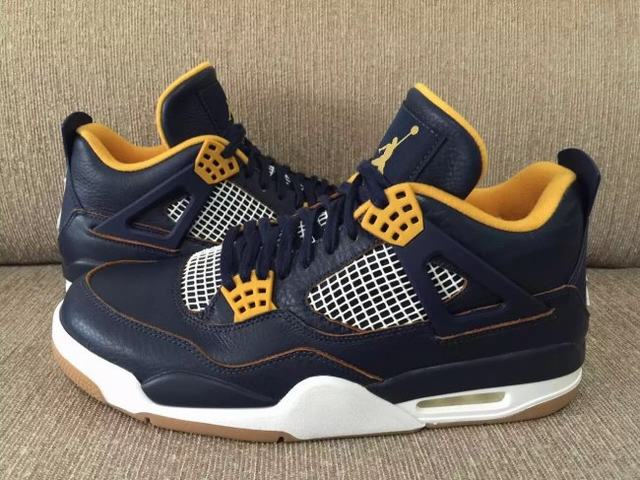 """Authentic Air Jordan 4 """"Dunk From Above"""""""