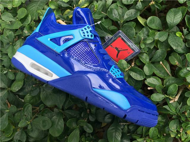 Authentic Air Jordan 4 11LAB4 Blue
