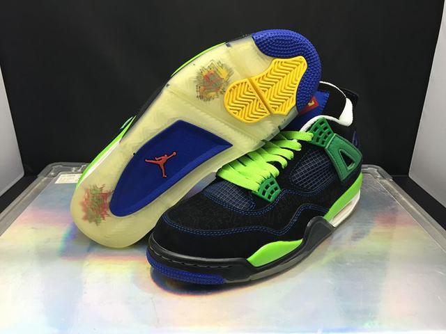 Authentic Air Jordan 4 Doenbecher