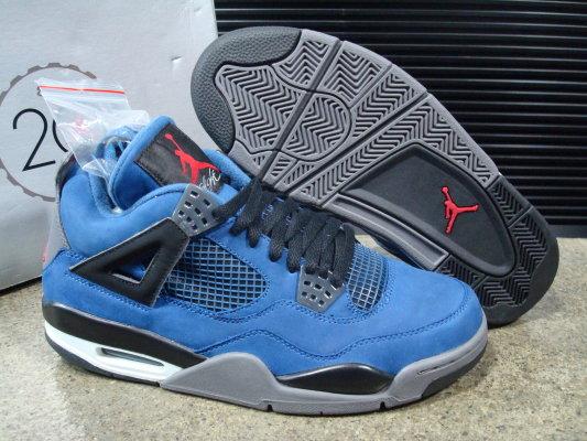 Authentic Air Jordan 4 Retro Eminem Encore