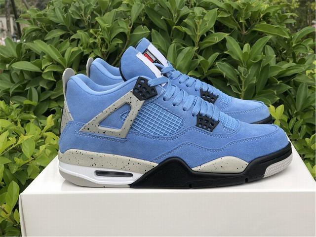 """Authentic Air Jordan 4 SE """"University Blue"""""""