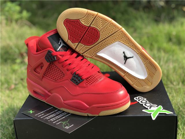 """Authentic Air Jordan 4 WMNS """"Single Days"""""""