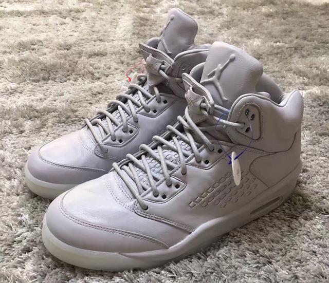 """Authentic Air Jordan 5 """"Pure Money"""""""
