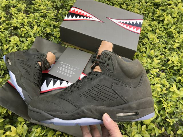 """Authentic Air Jordan 5 """"Take Flight"""""""