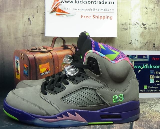 Authentic Air Jordan 5 Bel Air