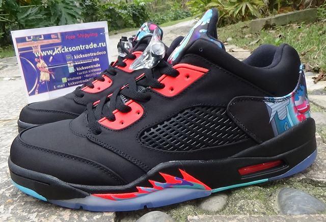 Authentic Air Jordan 5 Low China