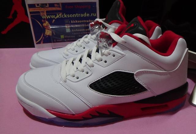 Authentic Air Jordan 5 Retro Low