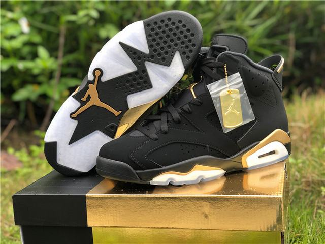 "Authentic Air Jordan 6  ""DMP"""