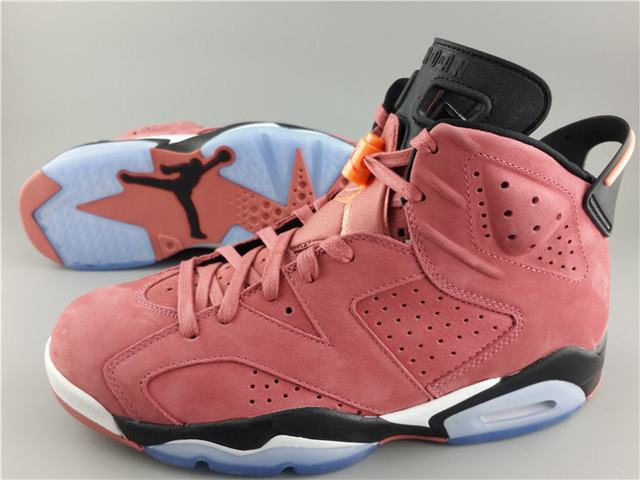 Authentic Air Jordan 6 Clay& Cactus