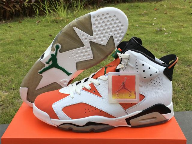 Authentic Air Jordan 6 Gatorade