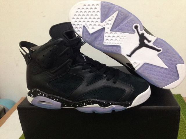 Authentic Air Jordan 6 Oreo(2014 Version)