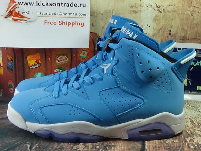 Authentic Air Jordan 6 Pantone