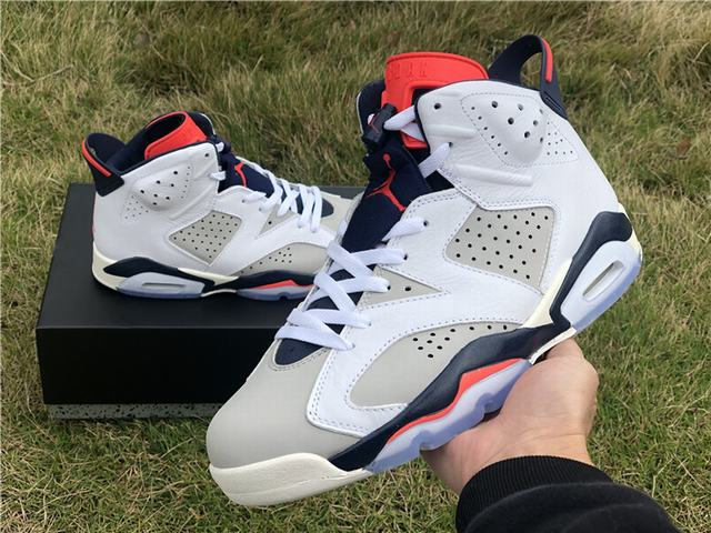 Authentic Air Jordan 6 Tinker