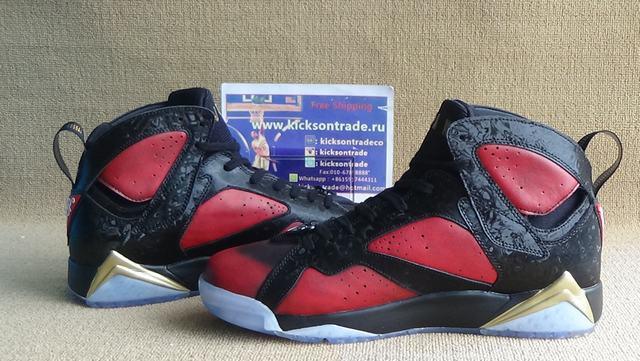 "Authentic Air Jordan 7 ""Doernbecher"""