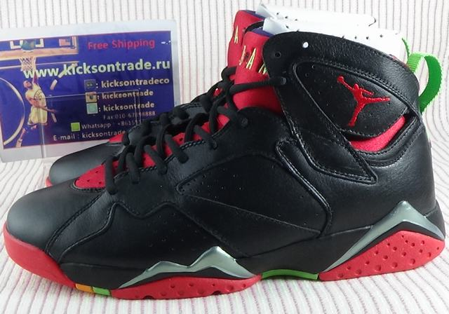 "Authentic Air Jordan 7 ""Marvin The Martian"""