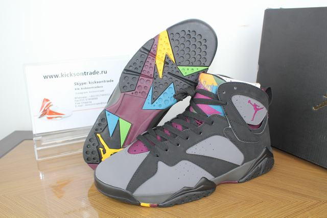 Authentic Air Jordan 7 Bordeaux 2015