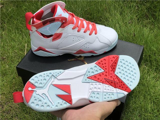 """Authentic Air Jordan 7 GS """"Topaz Mist"""""""