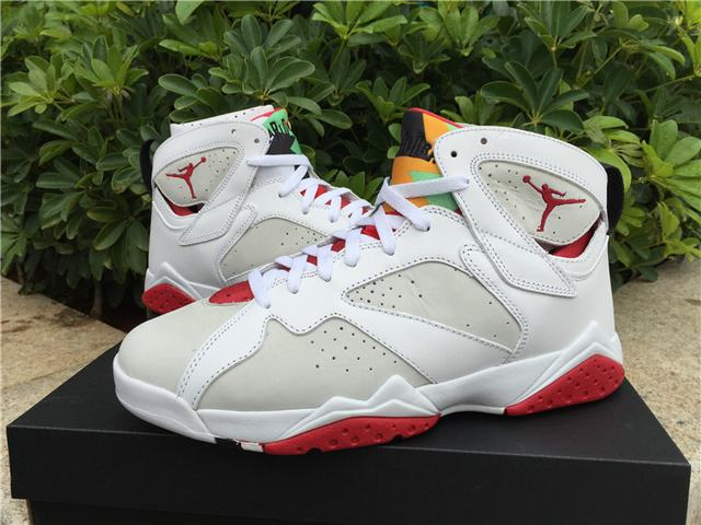 Authentic Air Jordan 7 Hare