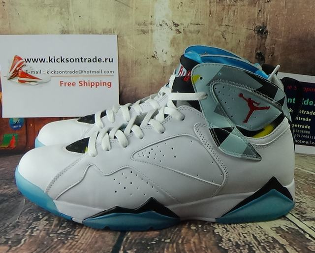 Authentic Air Jordan 7 N7