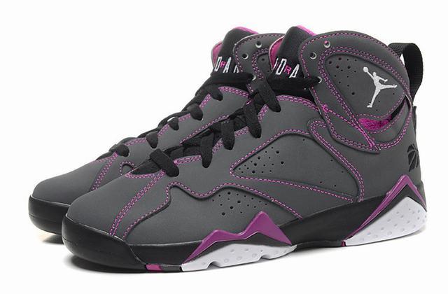 Authentic Air Jordan 7 Retro Women Shoes-004