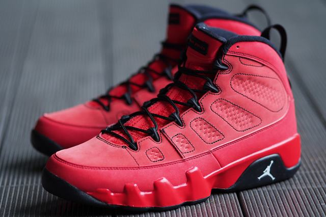 Authentic Air Jordan 9 Retro Motorboat Jones