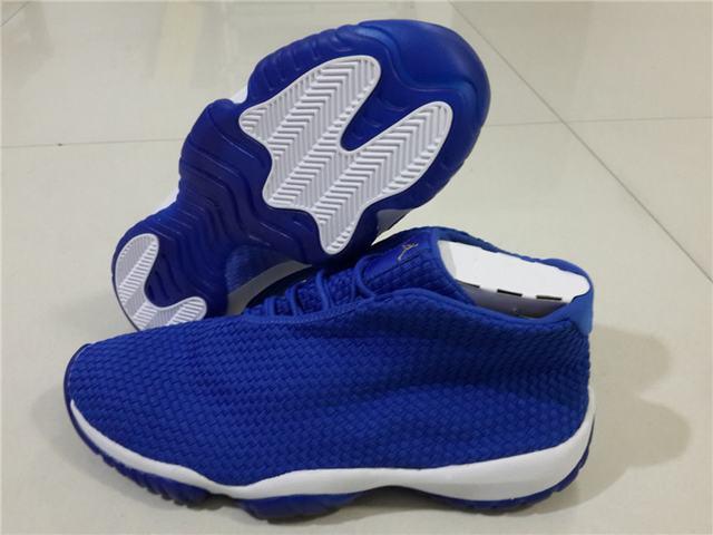 Authentic Air Jordan Future Blue