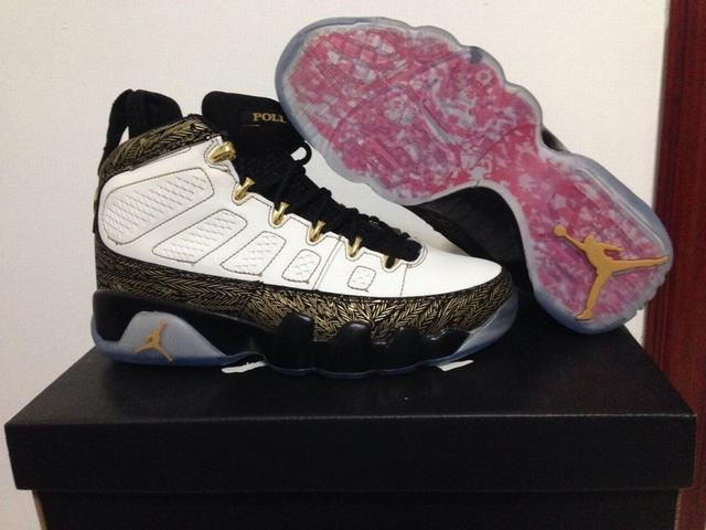 Authentic Air Jordan Retro 9 Doernbecher