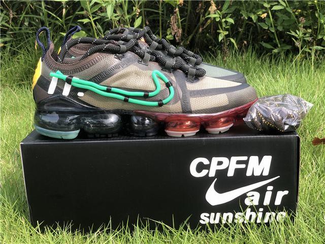 Authentic CPFM x Nike Air Vapormax 2019