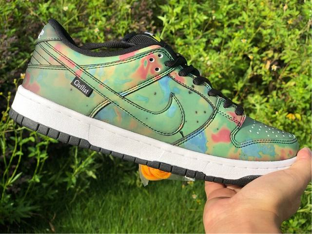 Authentic Civilist x Nike SB Dunk Low