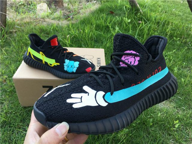 Authentic Kaws X Yeezy 350 Boost V2 on sale,for Cheap,wholesale