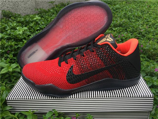 Authentic Kobe 11 Achilles Heel