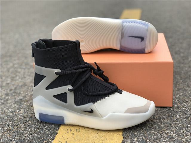 "Authentic Nike Air Fear of God 1 ""String"""