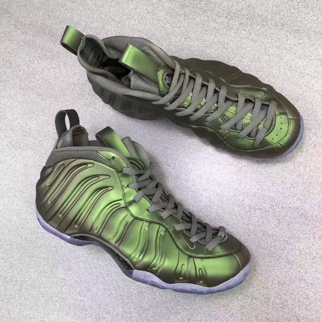 "Authentic Nike Air Foamposite One ""Shine"""