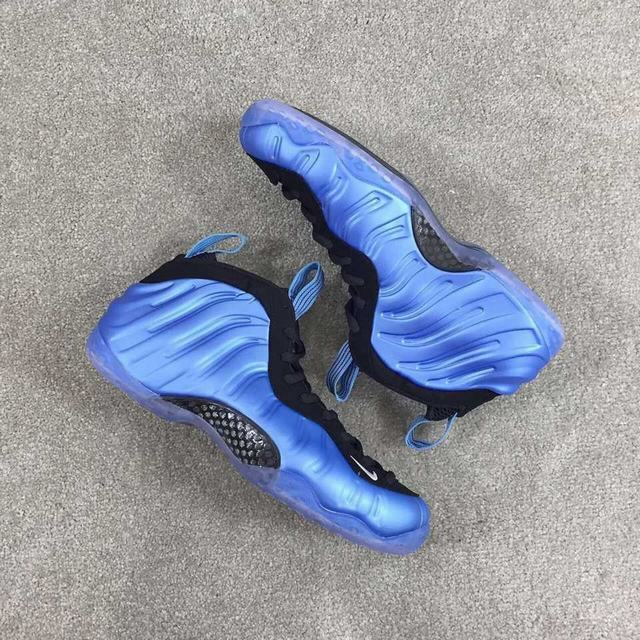 "Authentic Nike Air Foamposite One ""University Blue"""