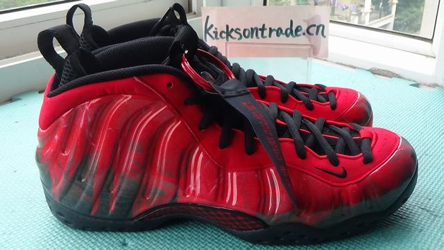 Authentic Nike Air Foamposite One Doernbecher