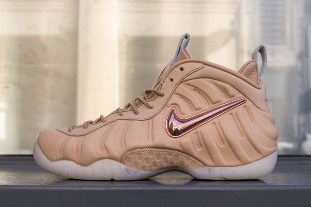 Authentic Nike Air Foamposite Pro 'Vachetta Tan'