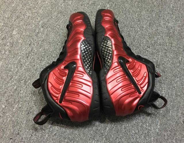 "Authentic Nike Air Foamposite Pro ""University Red"""
