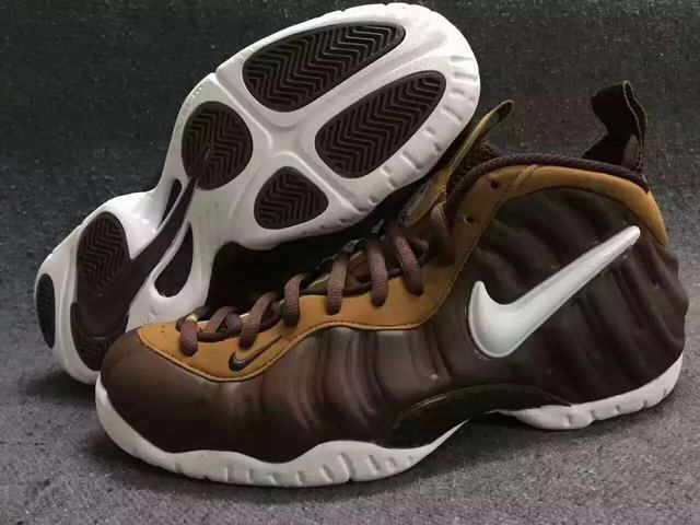 "Authentic Nike Air Foamposite Pro ""Mocha"""