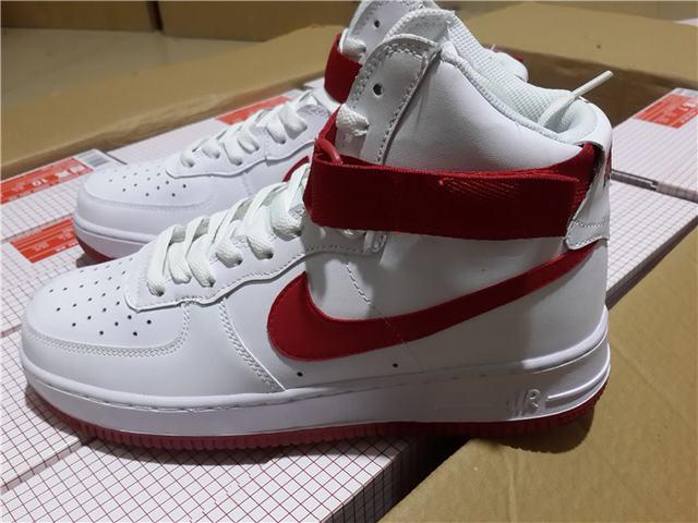 "Authentic Nike Air Force 1 High ""NAI KE"""