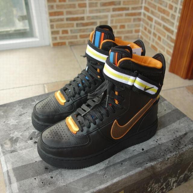 Authentic Nike Air Force 1 High SP Riccardo Tisci Givenchy Black