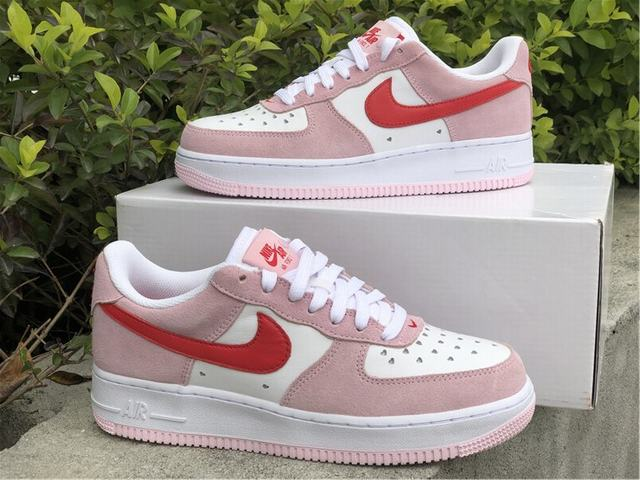 "Authentic Nike Air Force 1 Low QS ""Love Letter"""