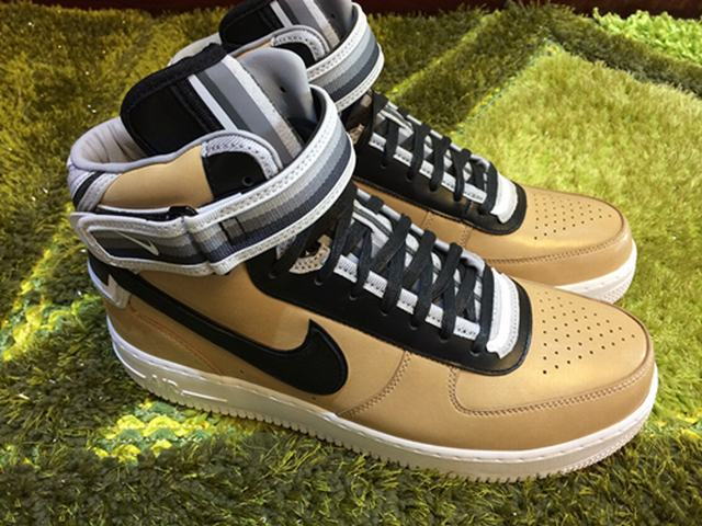 Authentic Nike Air Force 1 Mid SP Riccardo Tisci Givenchy Brown