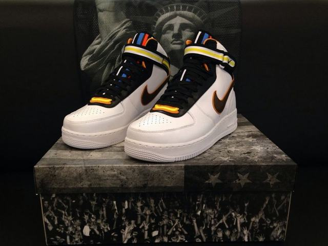 the latest 0311b 2d07a Authentic Nike Air Force 1 Mid SP Riccardo Tisci Givenchy White